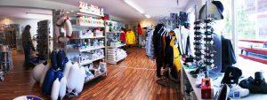 Shop für Boots- und Yachtzubehör in Lauterbach auf der Insel Rügen
